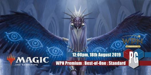 Magic the Gathering : Core Set 2020 : Best-of-One at Patriot Games