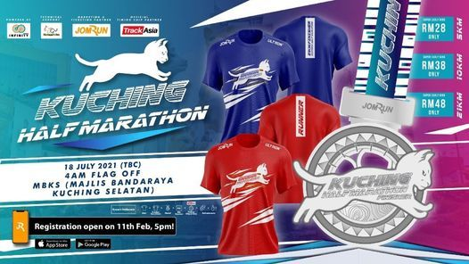 Kuching Half Marathon, 18 July | Event in Kuching | AllEvents.in