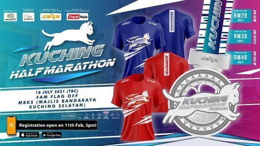 Kuching Half Marathon, 18 July | Event in Kuching | AllEvents.in