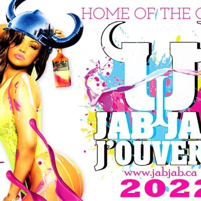 JAB JAB JOUVERT 2022 - Toronto Caribana Caribbean Carnival