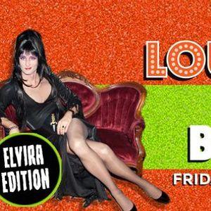 Late Nite Lounge Drag Bingo - Elvira Edition