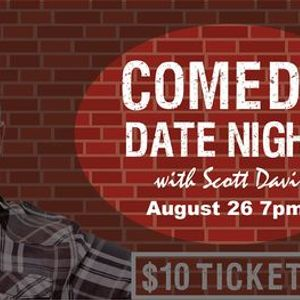 Its A Date Night of Comedy