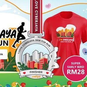 I Love Cyberjaya Fun Run 5KM