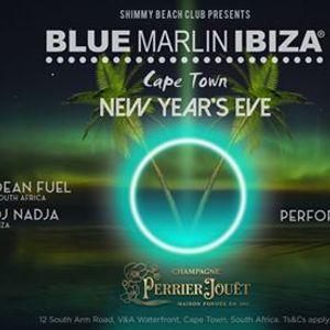 Blue Marlin NYE at Shimmy Beach Club