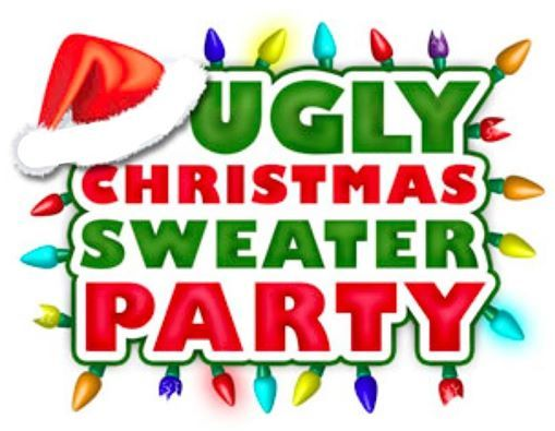 Toybox Bistros Ugly Christmas Sweater Party