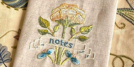 May Morris-Inspired Book Cover, 20 November | Online Event | AllEvents.in