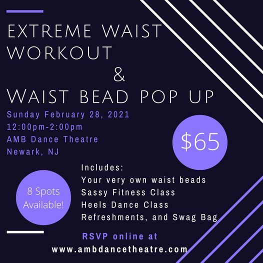 Extreme Waist Workout, 28 February | Event in Newark | AllEvents.in