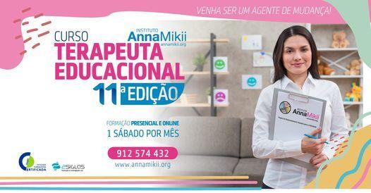 11ª Edição | Nova Turma do Curso Terapeuta Educacional | Event in Seixal | AllEvents.in