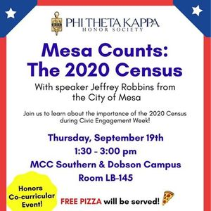 Mcc Class Schedule Fall 2020.Mesa Counts The 2020 Census At Mesa Community College