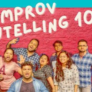 Improv Storytelling - 102