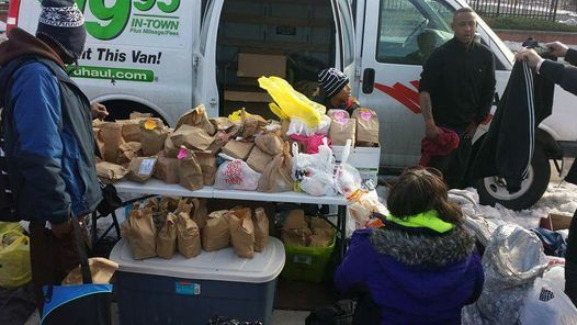 Clothing,toiletries, and food donation event for homeless, 14 August   Event in Camden   AllEvents.in