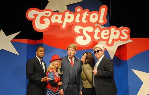 The Capitol Steps presents The Lyin Kings