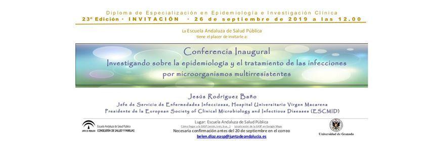 Jesus Rodriguez Banos.Conferencia Jesus Rodriguez Banos At Escuela Andaluza De