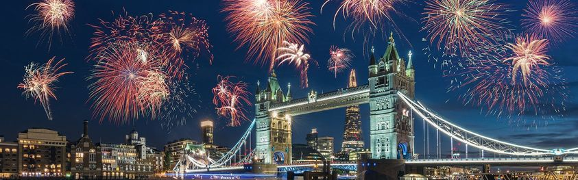 New Years Eve London 2021 - Firework & Events, London, UK, Mumbai, 31 December to 1 January