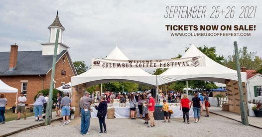 2021 Columbus Coffee Festival, 25 September   Event in Columbus   AllEvents.in
