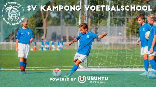SV Kampong Voetbalschool in het voorjaar 2021, 23 April | Event in Utrecht | AllEvents.in