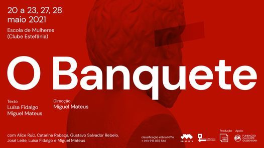 O Banquete, 20 May | Event in Lisbon | AllEvents.in