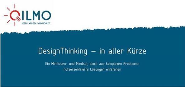 Design Thinking in aller Krze