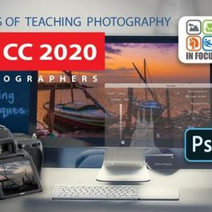 Photoshop 2020 for Photographers I Complete Course