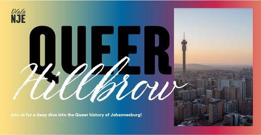 QUEER HILLBROW PRIDE TOUR, 20 June   Event in Johannesburg   AllEvents.in