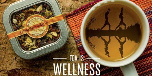 Tea School- An Into to Loose Leaf Tea