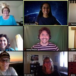 Weekly Mission Chapter Toastmasters Virtual Meeting