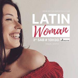 Latin Woman  Workshop de salsa para Mulheres