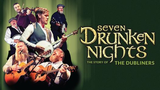 Seven Drunken Nights, 25 May | Event in Dartford | AllEvents.in