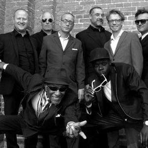 Funky julefest Papas Got a Brand New Bag - James Brown Tribute  Kulturhuset Islands Brygge