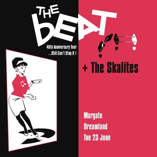 The Beat + The Skalites @ Dreamland, Margate, 8 July   Event in Margate   AllEvents.in