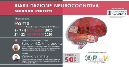 Riabilitazione Neurocognitiva secondo Perfetti, 6 November | Event in Frascati | AllEvents.in