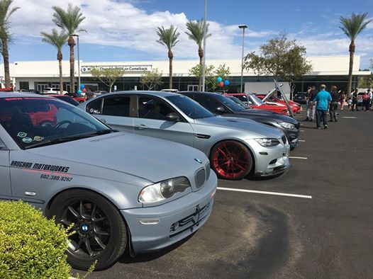 Chapman Bmw On Camelback >> Car Show And Coffee At Chapman Bmw On Camelback Phoenix