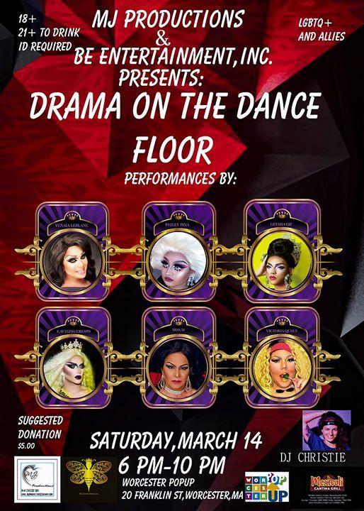 Drama on The Dance Floor