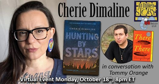ONLINE: Cherie Dimaline with Tommy Orange   Online Event   AllEvents.in