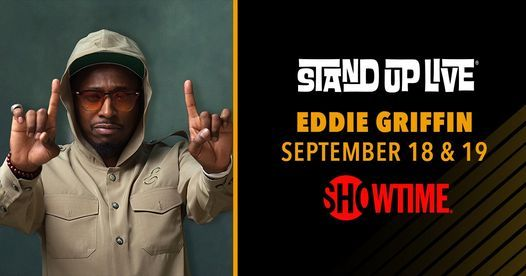 Eddie Griffin at Stand Up Live