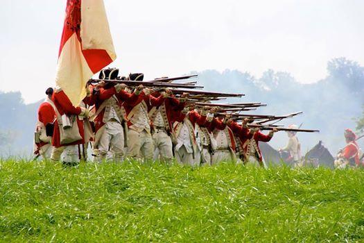 Revolutionary War Reenactment & Colonial Festival at Mount