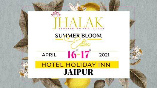 Jhalak- Premium Fashion Exhibition: Jaipur, 16 April | Event in Jaipur | AllEvents.in