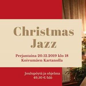 Christmas Jazz 20.12.2019 klo 18