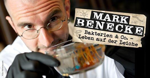 Mark Benecke Berlin