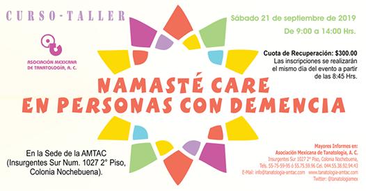 Namast Care en personas con demencia