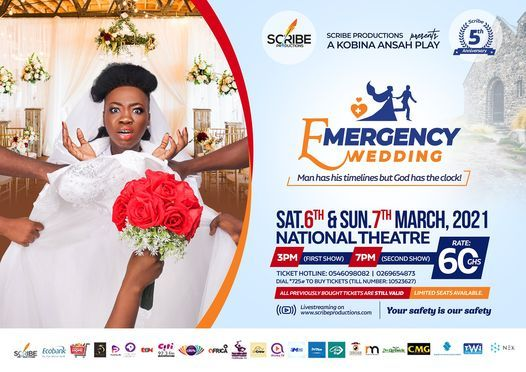 Emergency Wedding | Event in Cape Coast | AllEvents.in