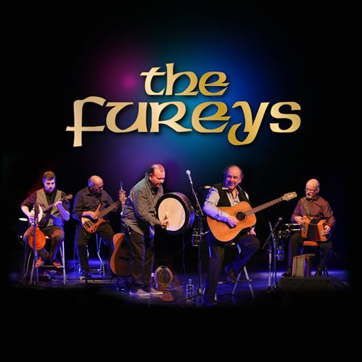 The Fureys at Backstage