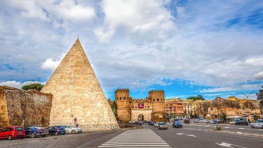All'interno della piramide cestia, 27 March | Event in Rome | AllEvents.in