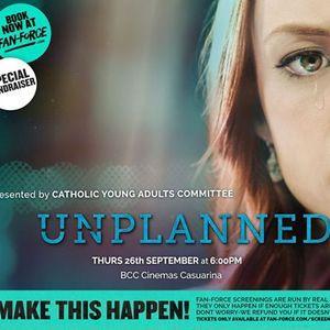 Unplanned - BCC Cinemas Casuarina