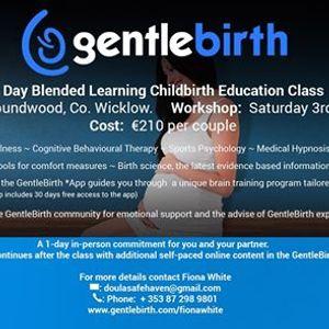 GentleBirth Workshop Roundwood - 7th Sep19