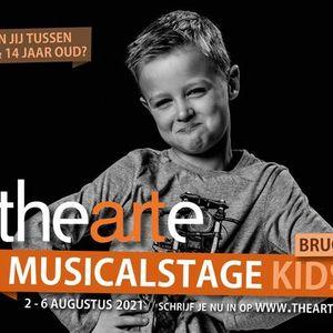 Musicalstage KIDS Brugge