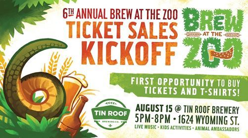 BREW at the Zoo Ticket Sales Kickoff Party | Baton Rouge
