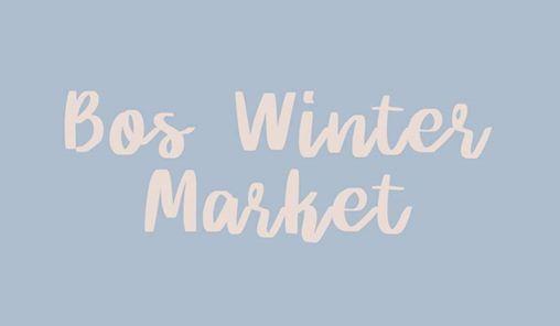 Bos Winter Market--December 15th
