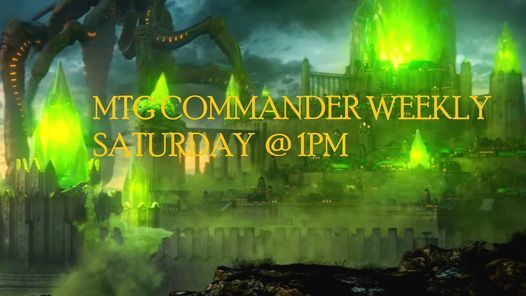 MTG Commander Saturday, 27 February | Event in Kuala Lumpur | AllEvents.in