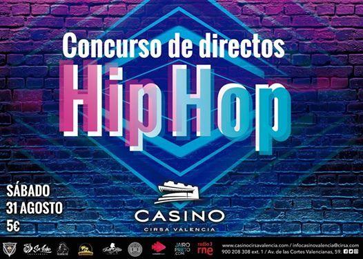 Concurso de directos de hip hop  RookieFest4.0